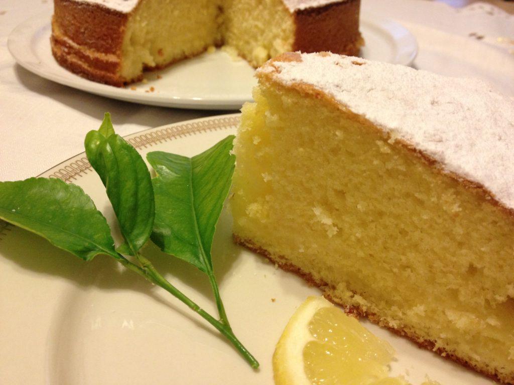 torta al limone con farina di riso ricette katia marozzi