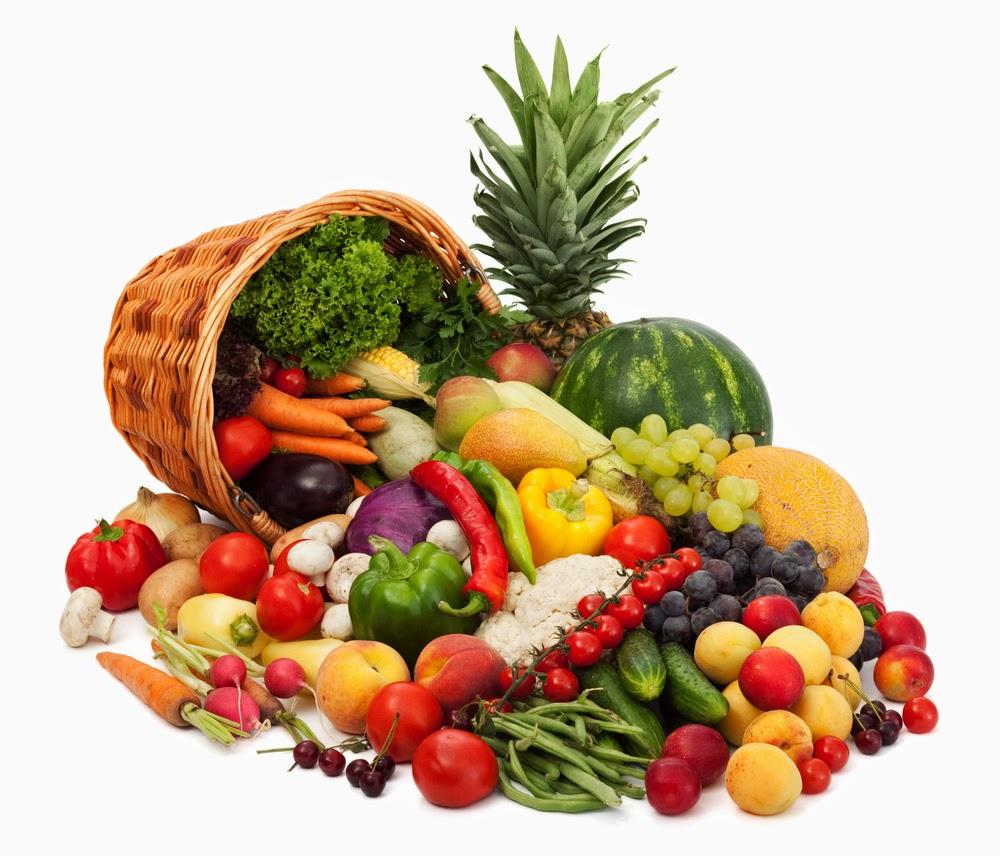 frutta verdura acido folico